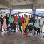 नृसिंह हायस्कुलच्या 50 व्या सुवर्ण महोत्सवी वर्षानिमित्त माजी विद्यार्थी सोशल फौंडेशन यांच्या माध्यमातून रक्तदान करून आगळावेगळा उपक्रम!